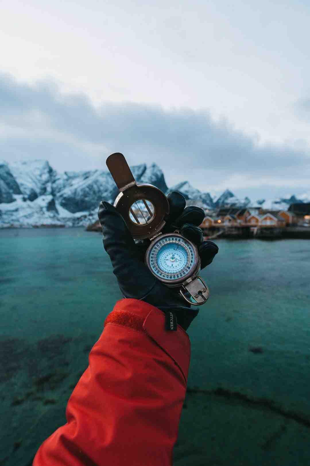 Comment se rendre au pôle Nord